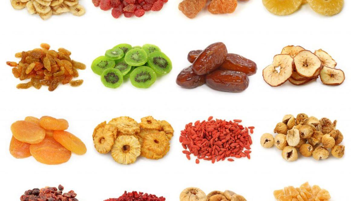 Džiovinti vaisiai – tai natūralus maisto papildas mūsų organizmui