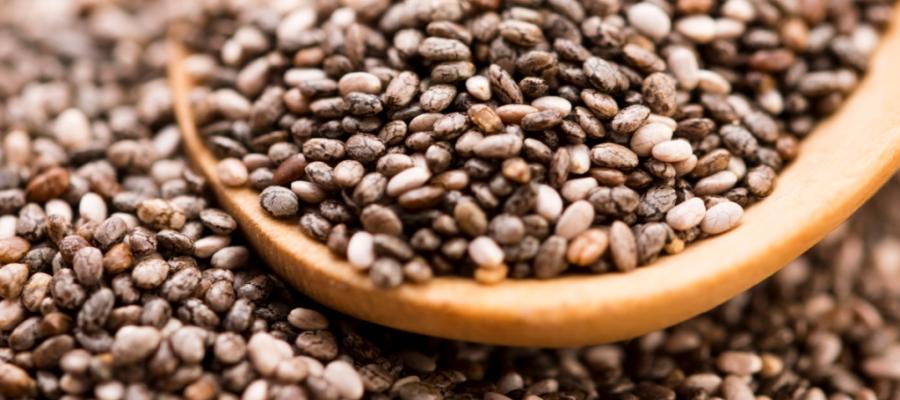 10 Chia sėklų naudų